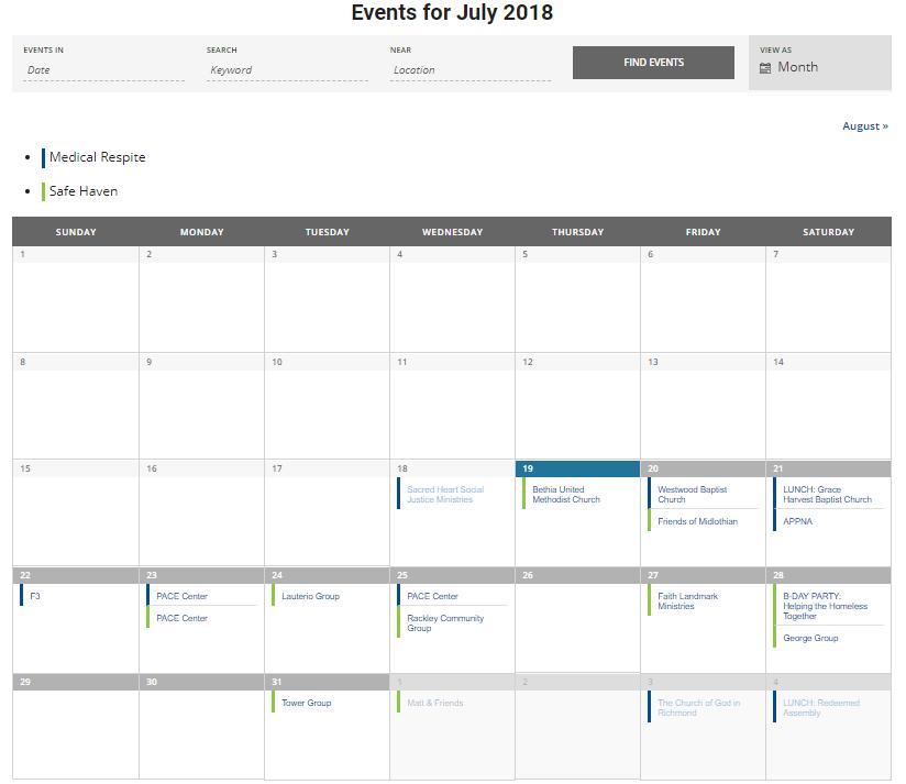 calendar screen capture