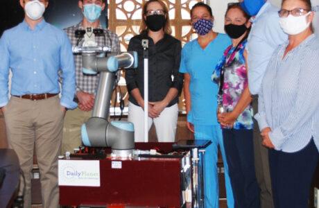 A Pandemic Partnership Propels Innovation